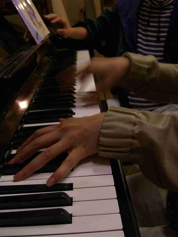 稲刈り第2弾!・・ピアノライブのこと_b0087077_1954358.jpg