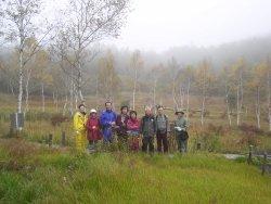 霧の入笠湿原・植物観察会2006秋_f0019247_22303982.jpg