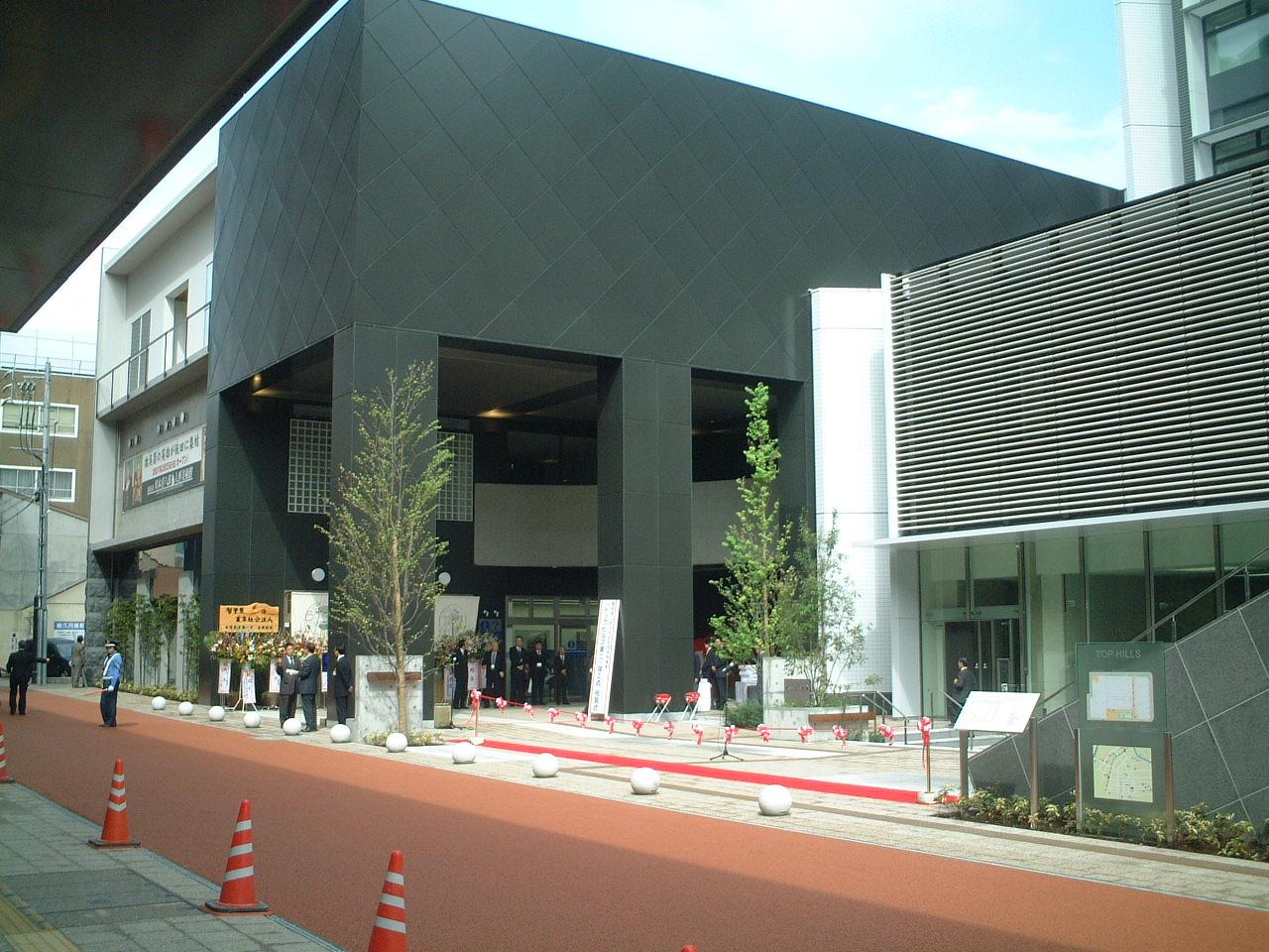 飯田市橋南第二地区市街地再開発事業竣工式_b0103889_2015161.jpg