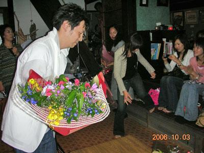 山鹿市菊鹿町「ギャラリー幸」にてミニコンサート_c0090212_956348.jpg