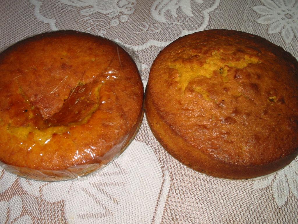 かぼちゃのケーキ_c0072816_6294952.jpg