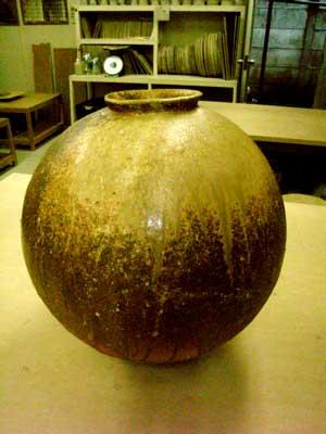 むさしの創立10周年記念穴窯焼成−5_e0046128_1533721.jpg