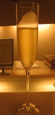 マロンの余韻長くAlain Robert@La Coupe de Champagne[久屋大通/名古屋]_c0013687_003556.jpg