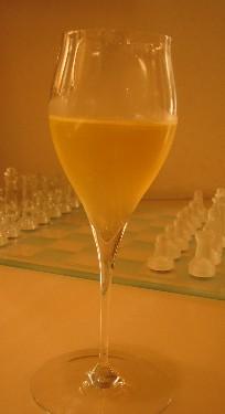 マロンの余韻長くAlain Robert@La Coupe de Champagne[久屋大通/名古屋]_c0013687_005729.jpg