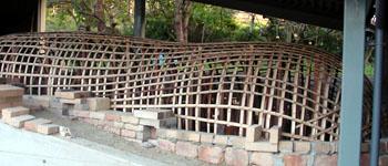 窖窯を作る/窯型完成!_c0081499_19161717.jpg