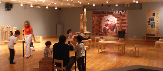 マンハッタン子ども博物館(Children\'s Museum of Manhattan)_b0007805_2358546.jpg