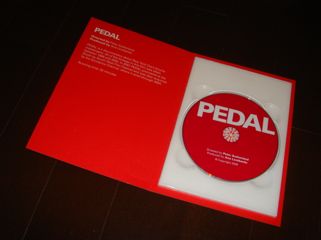 「PEDAL」byPeter Sutherland_f0010106_1104015.jpg