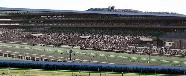 毎日王冠の東京競馬場は超満員_a0009035_18503752.jpg