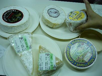 杏のコンフィチュールと白カビチーズのマリアージュ_f0007061_0423689.jpg