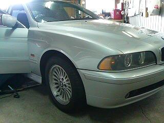BMW5シリーズ_a0055981_15105414.jpg