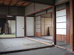 古民家の改装工事_d0080106_17212450.jpg