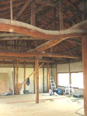 古民家の改装工事_d0080106_17241460.jpg