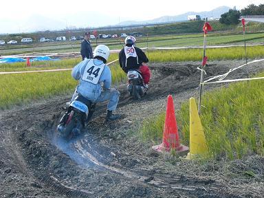 ☆どろんこレースのお知らせ☆_f0069610_22213114.jpg