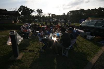 秋の家族キャンプ Ⅱ_d0082356_8591350.jpg