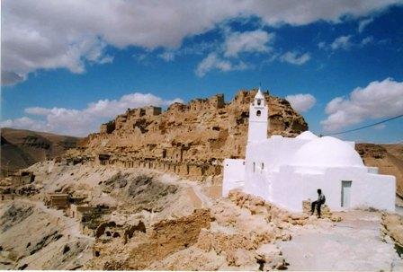 チュニジア 旅日記6 (南部ツアー開始)_f0059796_0371.jpg