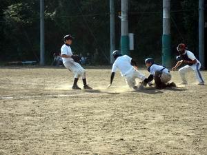 練習試合【中学野球】_d0010630_1527967.jpg