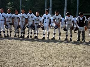 練習試合【中学野球】_d0010630_15312316.jpg