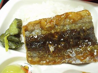 秋刀魚の蒲焼_d0018360_18282562.jpg