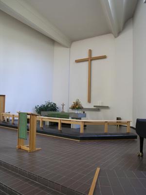 アールトデザインの神髄「ラハティの教会」_d0027290_026442.jpg