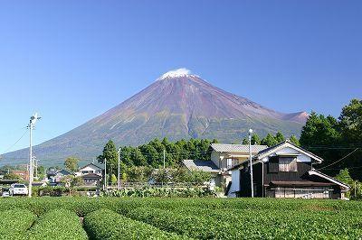 富士山 初冠雪_c0067206_9185373.jpg