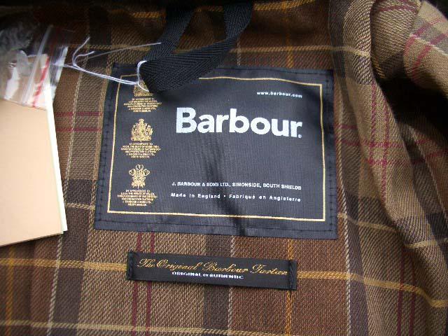 barbour freeman jacket/フリーマンジャケット_f0051306_10123535.jpg