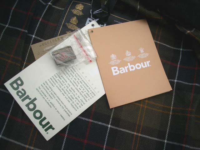 barbour freeman jacket/フリーマンジャケット_f0051306_10125473.jpg