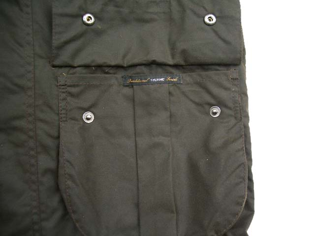 barbour freeman jacket/フリーマンジャケット_f0051306_107054.jpg