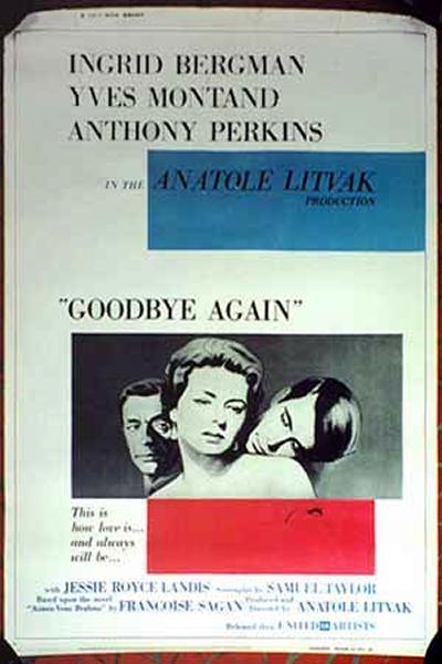 さよならをもう一度 [Goodbye Again] ~ブラームスはお好き~_e0048332_13345880.jpg