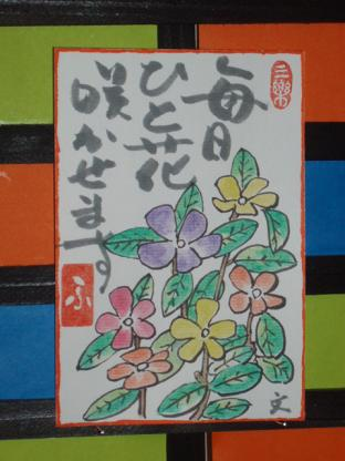 絵手紙(日々草)30_b0104092_14161096.jpg