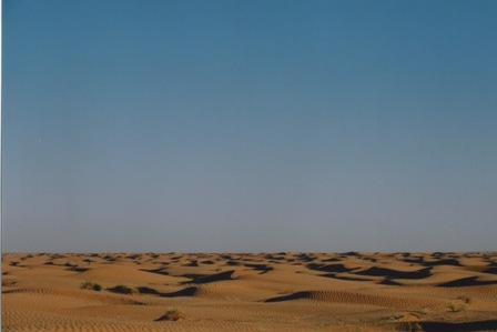 チュニジア 旅日記8(更に内陸へ)_f0059796_1103894.jpg