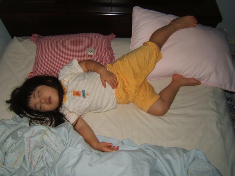 音羽、2歳5ヶ月!&嘔吐下痢症!...