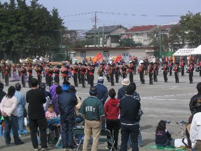 10月15日 演奏とドリルの祭典 とか..._c0051920_21514899.jpg