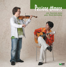 CD「パッション・ダモーレ」発売!_e0103327_9425793.jpg