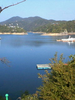 ☆TODAY 東条湖☆_f0002573_1411233.jpg