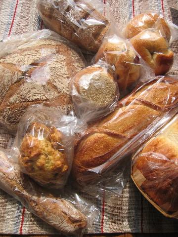 パルケ家秋のパン祭り その1_b0065587_11415970.jpg