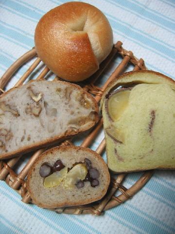 パルケ家秋のパン祭り その2_b0065587_1953468.jpg