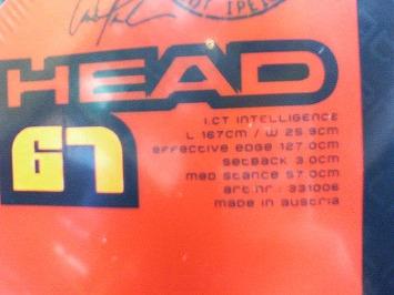 HEAD intellegence167/259 エリック・テメル モデル_e0037849_8111823.jpg