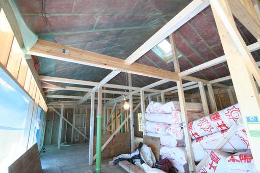Q1前沢の家09 : 軸・屋根検査1_e0054299_18121274.jpg