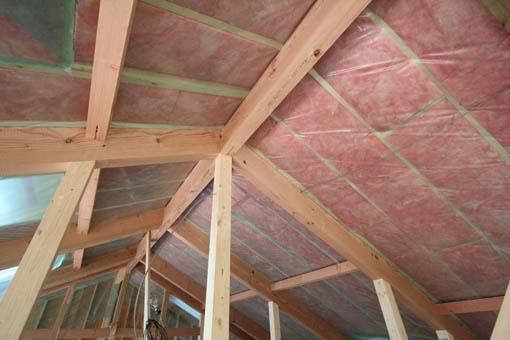 Q1前沢の家09 : 軸・屋根検査1_e0054299_18122592.jpg