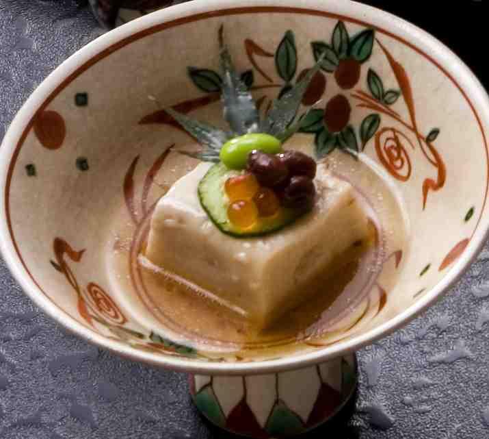 おすすめ料理「萩豆腐」_f0040201_22552827.jpg