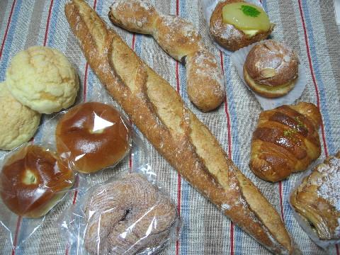 パルケ家秋のパン祭り その4_b0065587_21102454.jpg