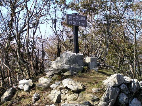 駒ヶ岳_e0048413_22165233.jpg