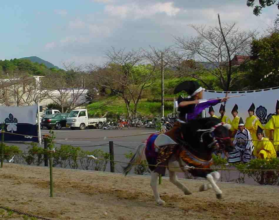 武雄の秋まつり「流鏑馬」_f0040201_004461.jpg