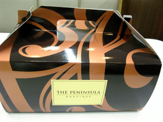 「The Peninsula Hotel」 in バンコク その2_a0047897_063678.jpg