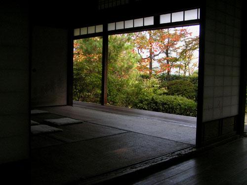 瀧口寺ー紅葉はじまる_e0048413_219249.jpg
