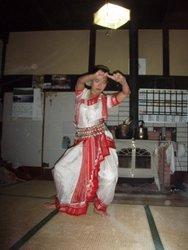 インド古典舞踊 ~mini workshop~_e0015223_15531345.jpg