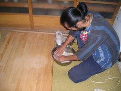インド古典舞踊 ~mini workshop~_e0015223_16143622.jpg