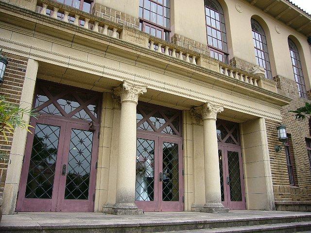 神戸女学院 図書館_c0094541_15173768.jpg