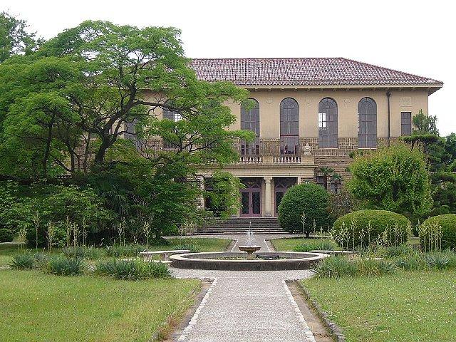 神戸女学院 図書館_c0094541_1582664.jpg