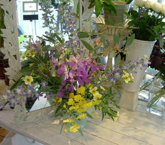 オークリーフ花の教室(望月さんの作品)_f0049672_14162335.jpg